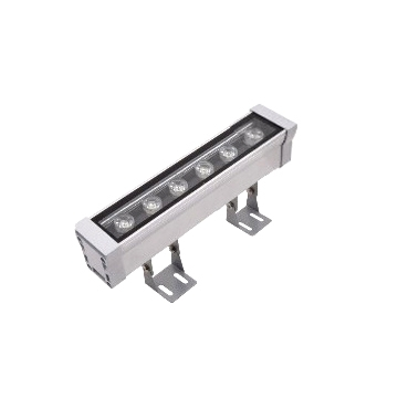 Facade LED floodlight, 0.25м, class A