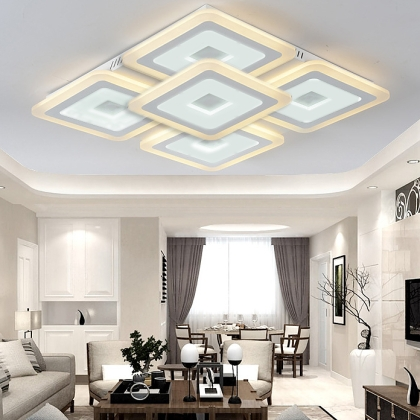LED ceiling light Lyon
