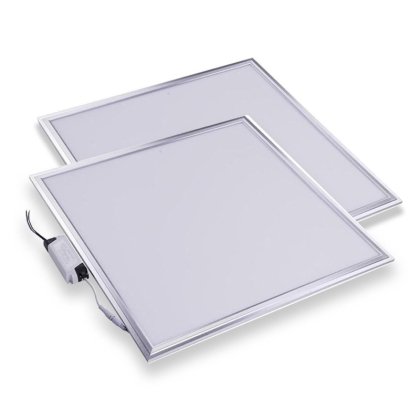 2-pack LED panel, 595х595х9mm, 48W, 220V with LED driver